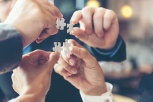 Team Steuerberatung Puzzle